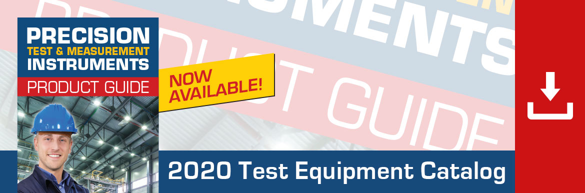 REED Instruments 2020 Test Equipment Catalog