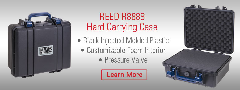 REED R8888 Hard Carrying Case