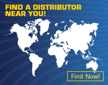 Map of the world to find a REED Distributor