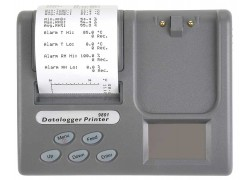 REED 9801 Temperature/Humidity Printer for the REED 8829-