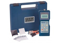 REED CM-8822 Coating Thickness Gauge, 0 to 40mils (0 to 1000µm)-Included