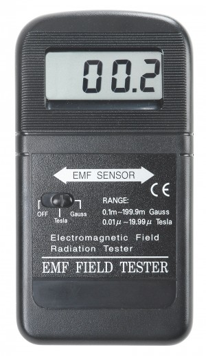 REED EMF-822A Electromagnetic Field Meter-