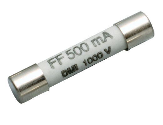 REED F-500mA/1000V Replacement Fuse-