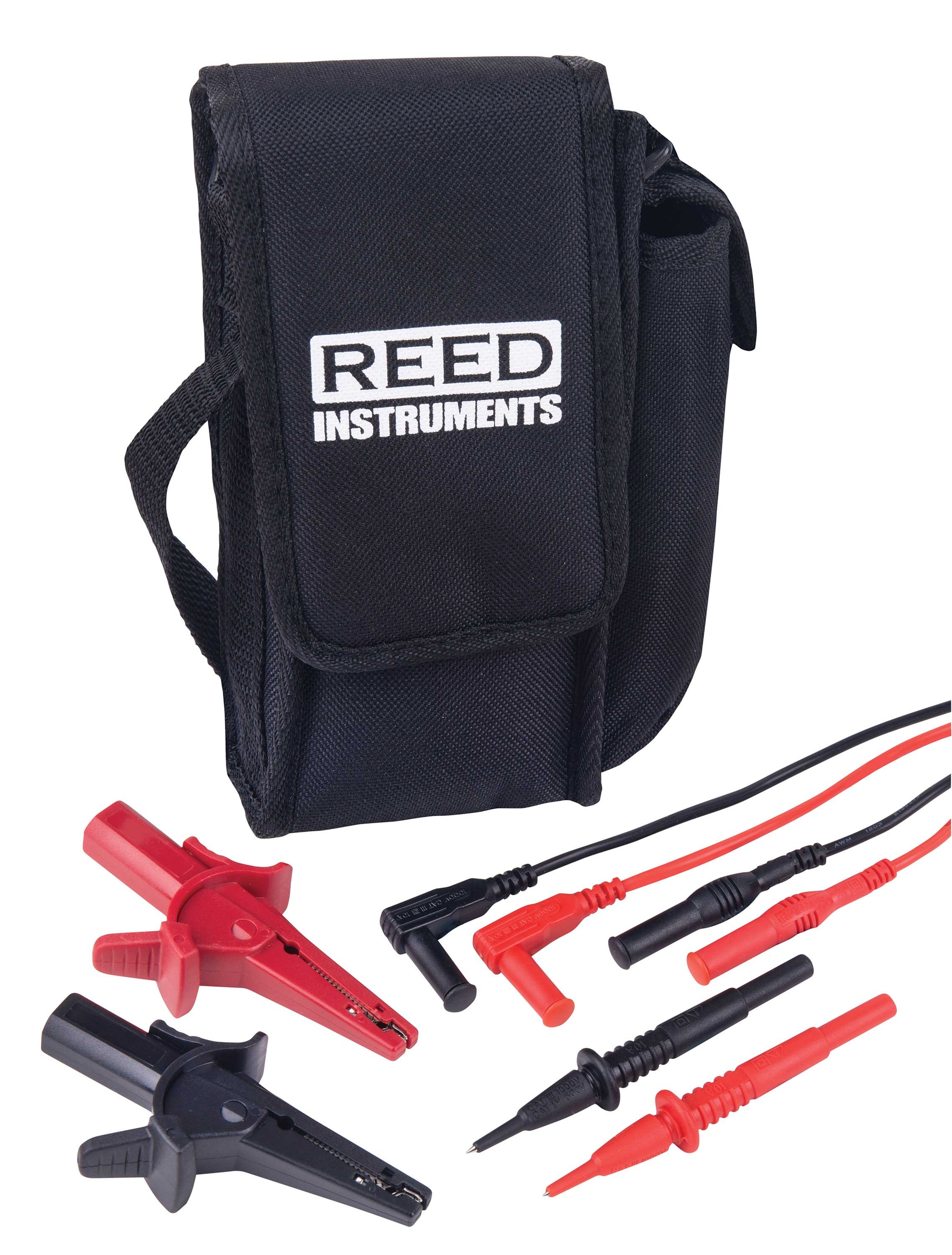 REED FC-108G Safety Test Lead Kit-