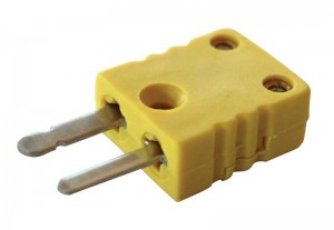 REED LS-181 Male Thermocouple Connector, Type K