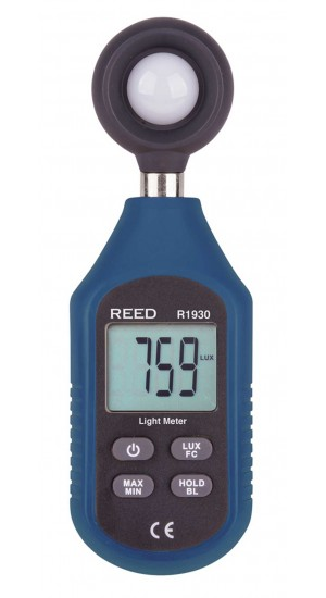 REED R1930 Light Meter, Compact Series-