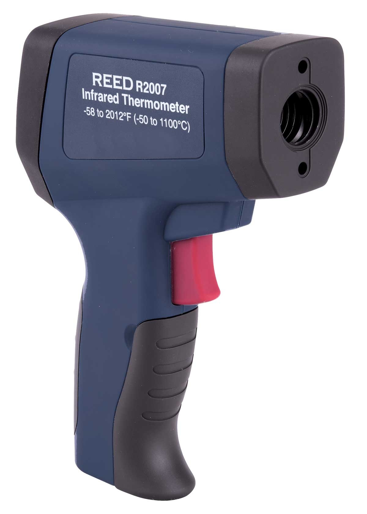 REED R2007 Dual Laser Infrared Thermometer, 50:1,  2012°F (1100°C)-REED R2007 2