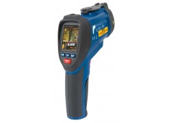 REED R2020 Dual Laser Video Infrared Thermometer, 50:1-