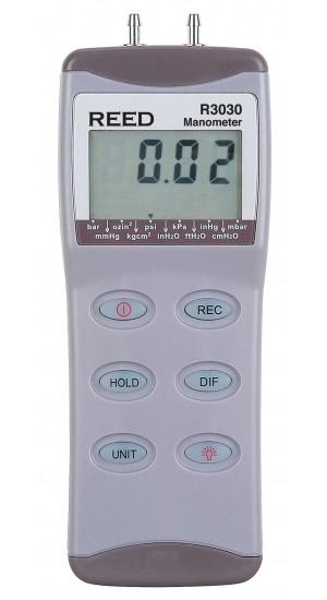 digital manometer. digital manometer