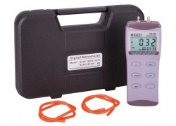 REED R3100 Digital Manometer, Gauge / Differential, 100psi-Included