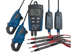 REED R5003 Dual Input True RMS AC Voltage/Current Datalogger-