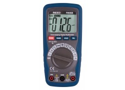 REED R5008 Compact Digital Multimeter with Temperature-