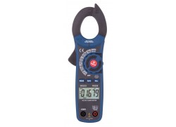 REED R5030 500A AC/DC Clamp Meter with Temperature and Non-Contact Voltage Detector, True RMS-