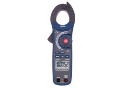 REED R5040 1000A AC/DC Clamp Meter with Temperature and Non-Contact Voltage Detector, True RMS-