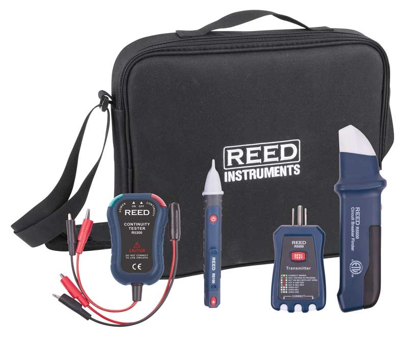 REED R5500-KIT Electrical Troubleshooting Kit-