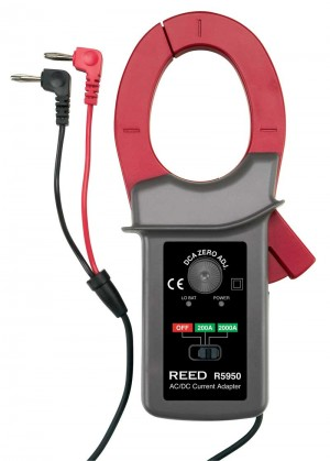 REED R5950 AC/DC Current Adapter, 2000A-