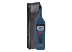 REED R6001 Thermo-Hygrometer, -4 to 140°F (-20 to 60°C), 0-100%RH-Included