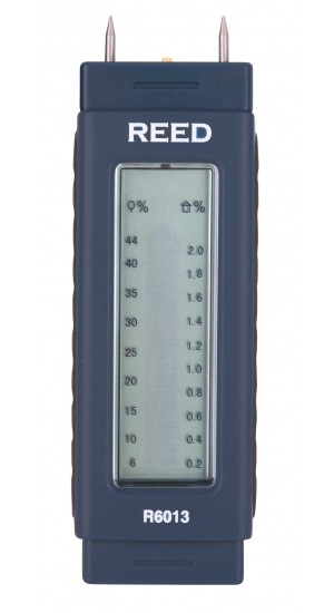 REED R6013 Pocket Size Moisture Detector-