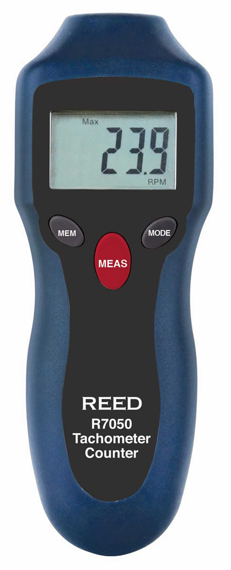 REED R7050 Compact Photo Tachometer and Counter-