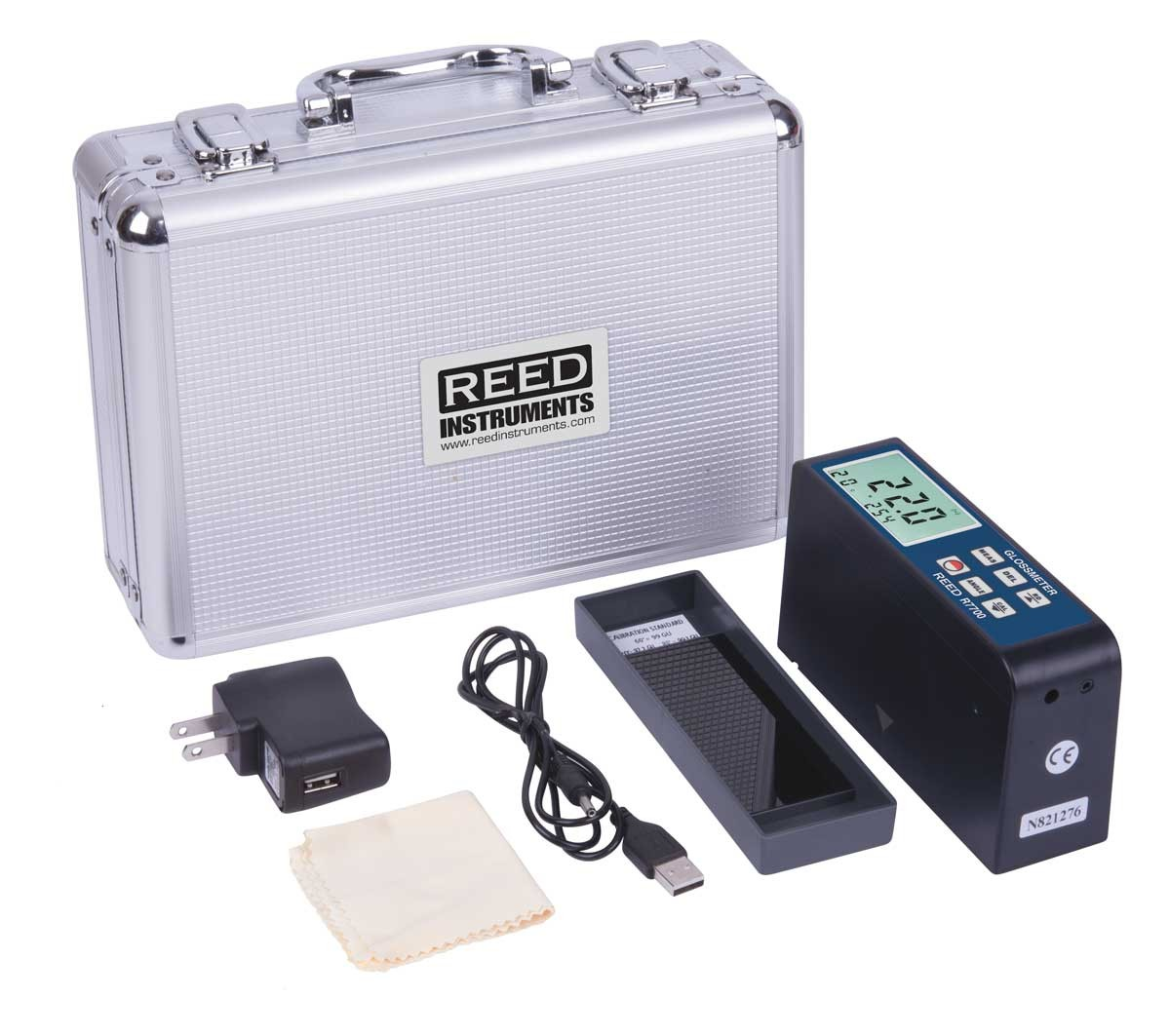 REED R7700 Gloss Meter-Included