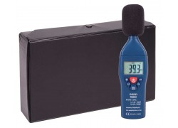 REED R8050 Dual Range Sound Level Meter-Included
