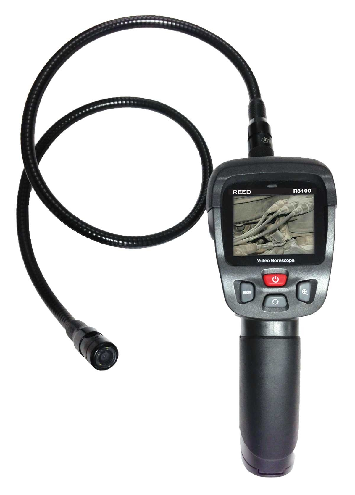 REED R8100 Video Borescope Inspection Camera-REED R8100 2