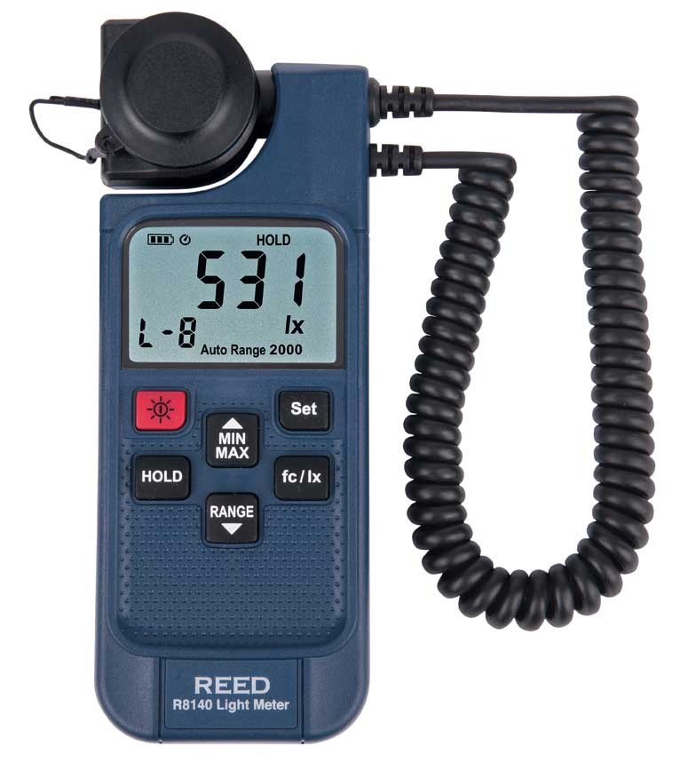 REED R8140 LED Light Meter-REED R8140 Cap Cover