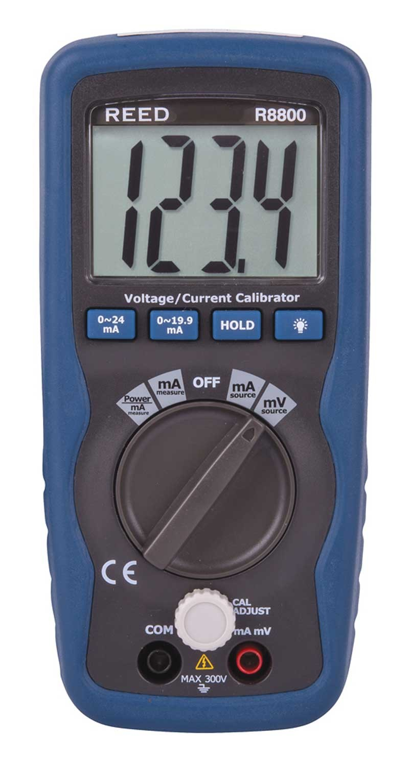 REED R8800 Voltage/Current Calibrator-