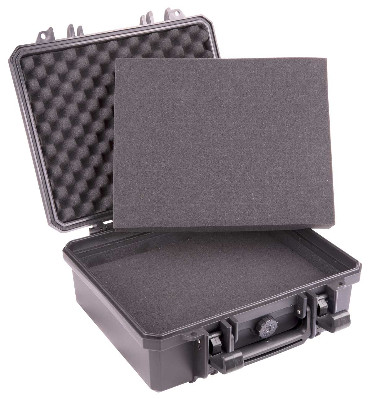 "REED R8888 Deluxe Hard Carrying Case, 12 x 9.6 x 5.4""-REED R8888 6"