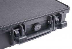 "REED R8888 Deluxe Hard Carrying Case, 12 x 9.6 x 5.4""-REED R8888 5"