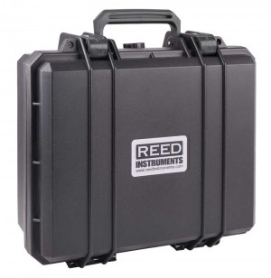 "REED R8890 Deluxe Hard Carrying Case, 15.7 x 12.6 x 6.7""-"