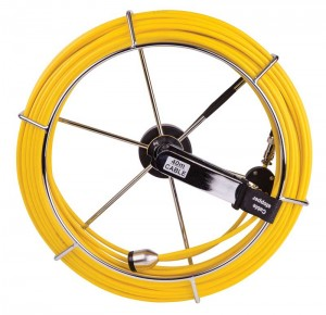 REED R9000-40M Cable for R9000 HD Video Inspection Camera System, 131.2' (40m)-