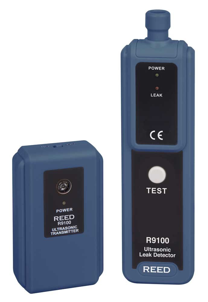 REED R9100 Ultrasonic Leak Detector-