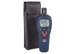 REED R9400 Carbon Monoxide Meter with Temperature, 1000ppm, -4 to 158°F (-20 to 70°C)-Included