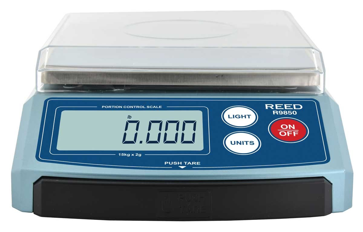 REED R9850 Digital Industrial Portion Control Scale-REED R9850 2