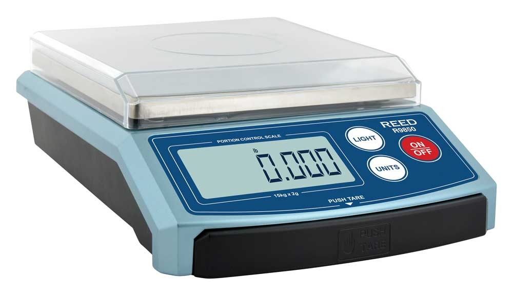 REED R9850 Digital Industrial Portion Control Scale-