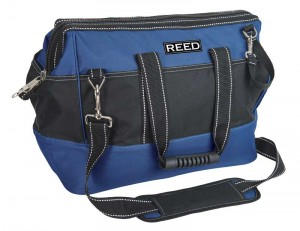 "REED R9999 Industrial Tool Bag, 16 x 12 x 9""-"