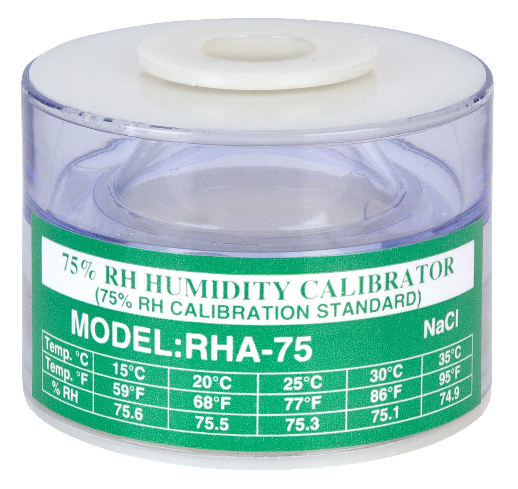 REED RHA-75 Humidity Calibration Standard, 75%-