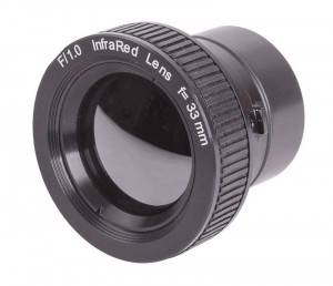 REED RL-33 Optional Lens for REED R2100 Thermal Camera, 6.9°/33mm-
