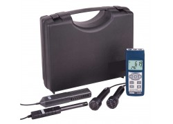 REED SD-9901 SD Series Indoor Air Quality Meter, Datalogger (O<sub>2</sub>, CO<sub>2</sub>, CO, Temp/RH)-Included