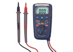 REED ST-118 Multimeter with NCV and Flashlight, 3-in-1-