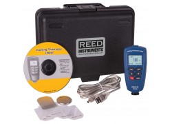 REED ST-156 Coating Thickness Gauge, 0-1250µm/0-50mils-Included