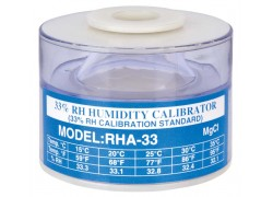 REED RHA-33 33% Humidity Calibration Standard