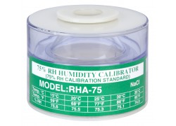REED RHA-75 75% Humidity Calibrtion Standard