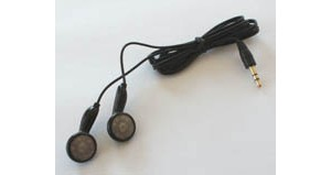 REED VM-HP Headphones, for use with Vibration Meters