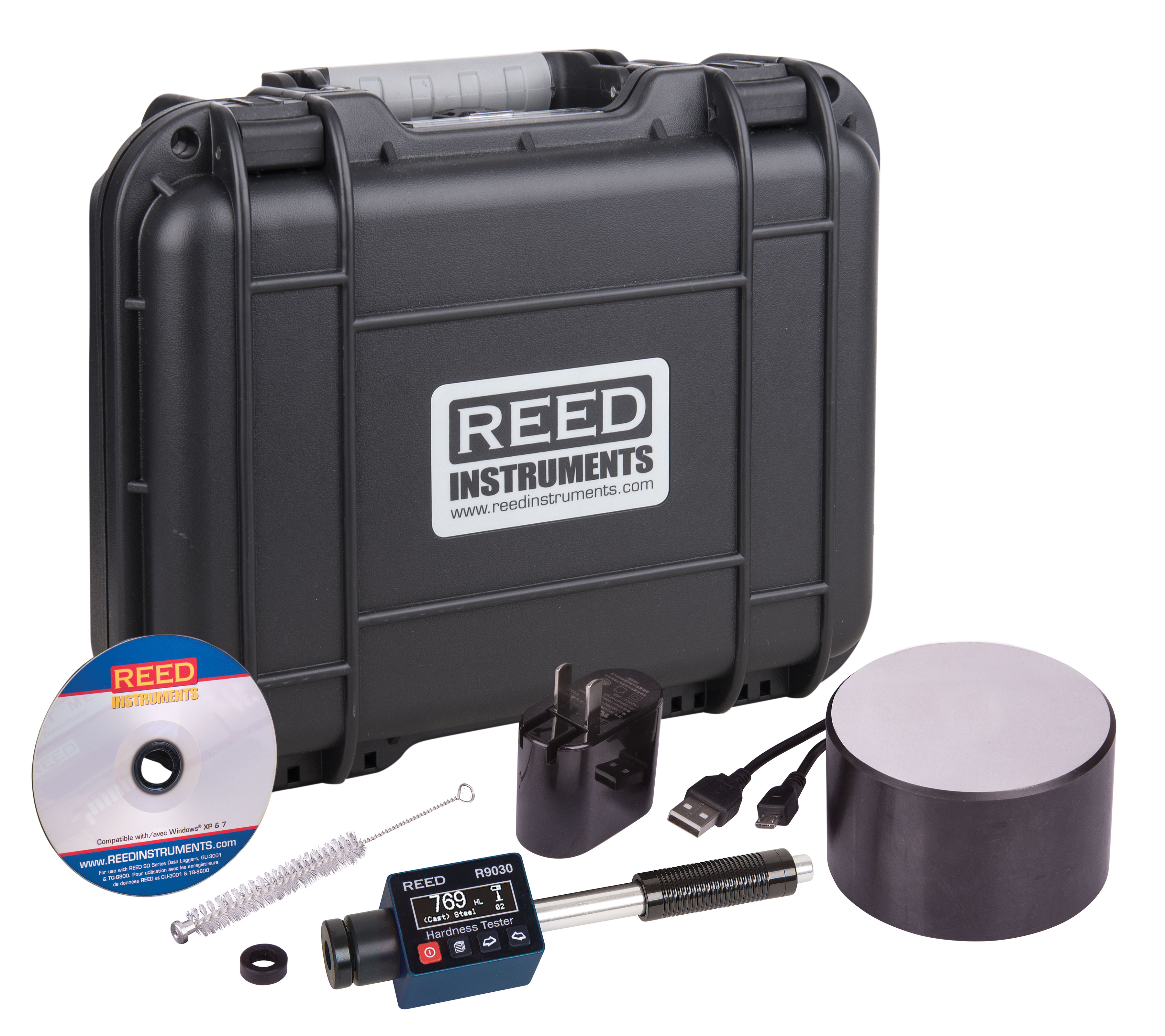 Reed R9030 Hardness Tester Pen Style
