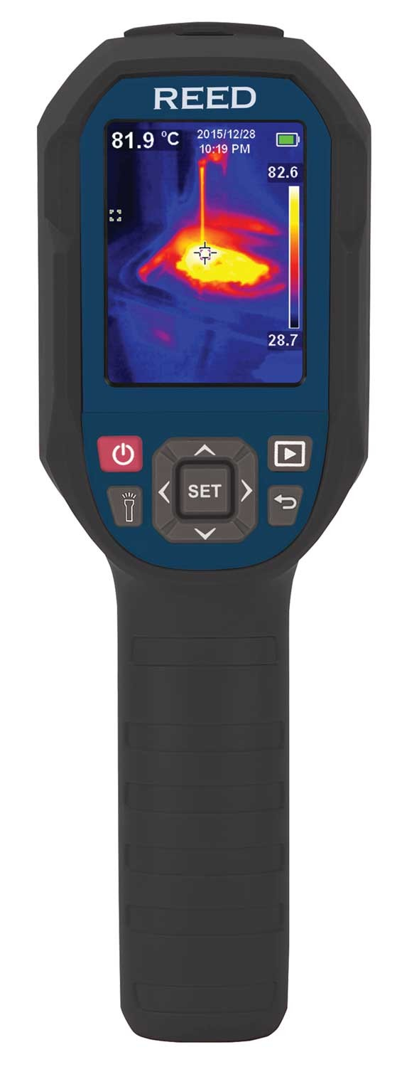 REED R2160 Thermal Imaging Camera, 160x120-REED R2160 3