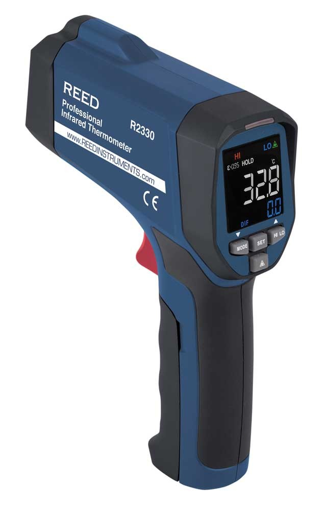 REED R2330 Infrared Thermometer 50:1, 2282°F (1250°C)-REED R2330 5