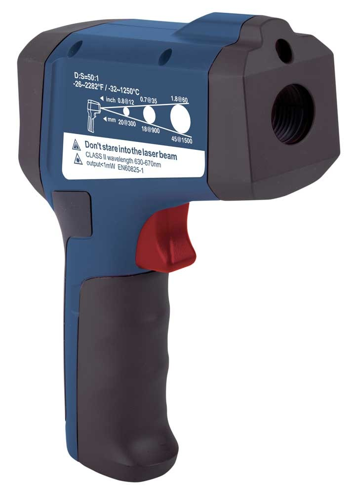 REED R2330 Infrared Thermometer 50:1, 2282°F (1250°C)-REED R2330 6