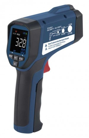 REED R2330 Infrared Thermometer 50:1, 2282°F (1250°C)-